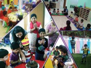 best pre & play schools in south Delhi