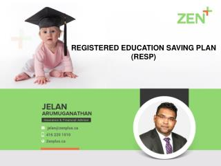 Registered education Saving Plan and its Benefits