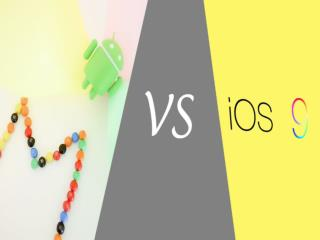 Android Marshmallow vs iOS 9 comparison