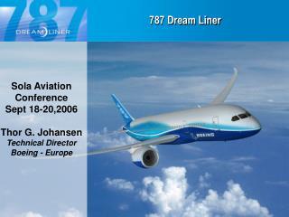 787 Dream Liner