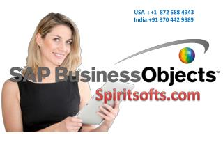 SAP BO Online Training in Hyderabad India USA UK Canada Singapore Australia Dubai