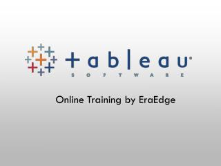 What is Tableau ?