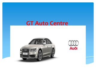 luxury car service Centre