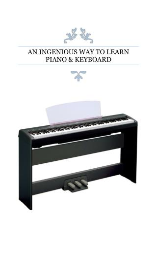 An Ingenious Way to Learn Piano