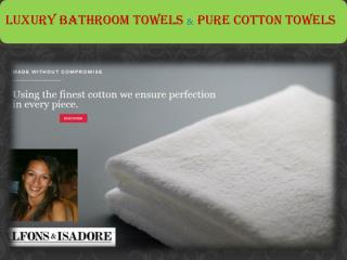Sand Bath Towel - Pure Cotton Towels