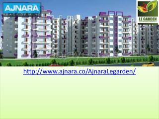 Ajnara Le Garden Luxury Apartments