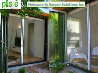 Leading retractable screens manufacturer and supplier in Austin