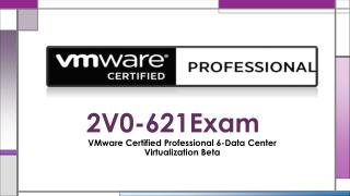VMware 2V0-621 Certification Exam Sample Questions