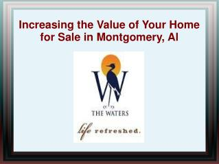 Homes For Sale In Montgomery Alabama