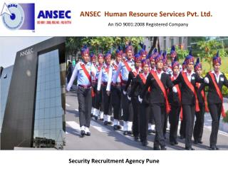 ANSEC Security Services in Pune - Security Guards,Security Services Company