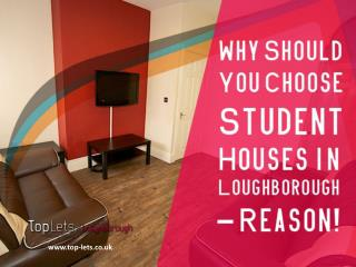 Why to Choose Student Houses – Reasons!