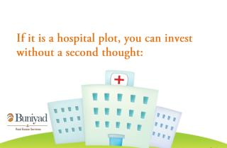 Hospital Land For Sale in Greater Noida