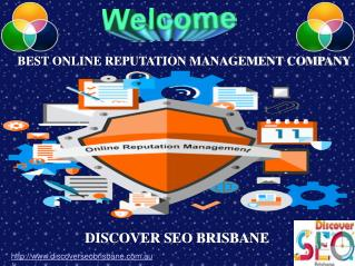 Best Online Reputation Management Company Brisbane