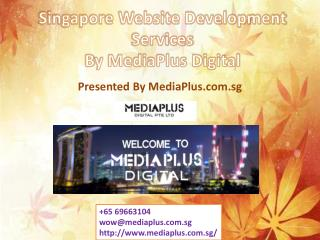 MediaPlus Digital A Web Development Company