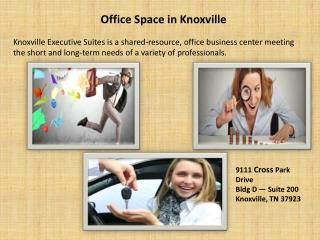 Office Space in Knoxville