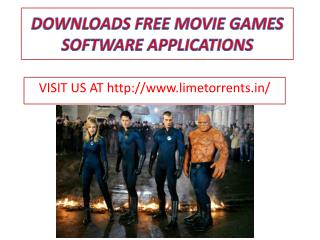 limetorrents.in download free movie