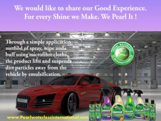 The Environmentally and Eco-friendly Waterless Products