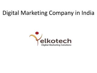 Digital Marketing Services in Mumbai, India