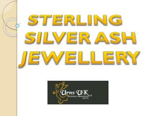 Sterling Silver Ash Jewellery
