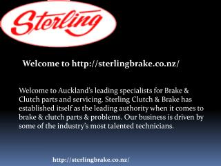 Brake Repair Services Auckland
