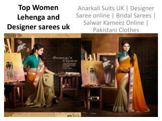 Fashionable in Attractive Anarkali Suits, Sherwani, Sarees