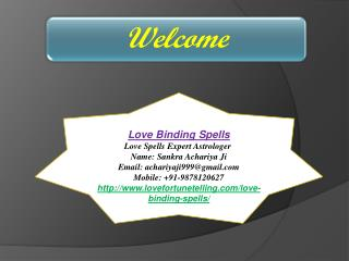 Love Binding Spells, contact no.-9878120627