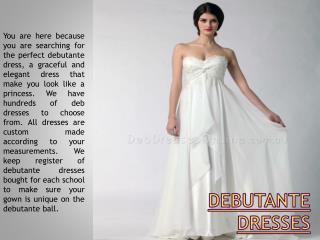 Deb Dresses Melbourne