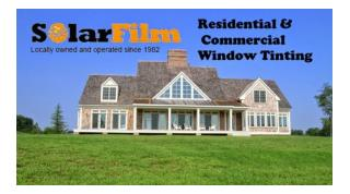 Residential Window Tinting in Richmond VA