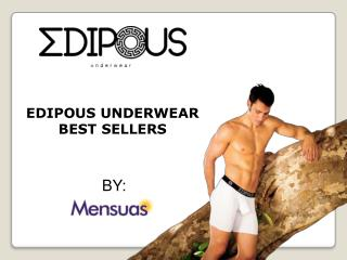 Edipous Underwear Best Sellers