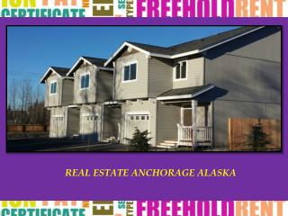 Anchorage Homes for Sale