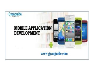 Mobile Application development training In Bangalore