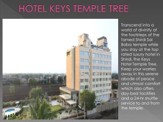 Hotel keys Temple Tree