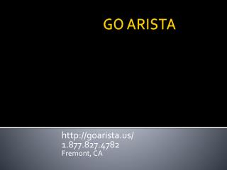 Industrial TPC - Go Arista