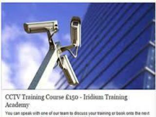 emergency first aid training london cctv operator course