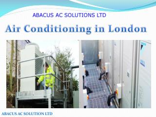Finding Best Air Conditioning in London