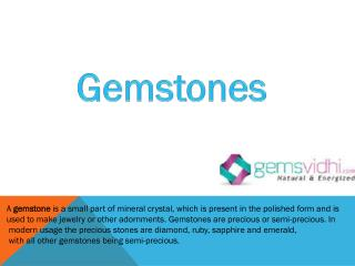 Media icons with their destiny changer Gemstones