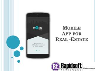 Top Real Estate Apps India