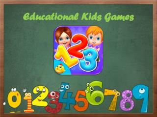 Educational Kids Games