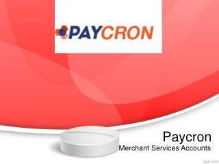 Merchant Services Accounts & Credit Card Processing Provider