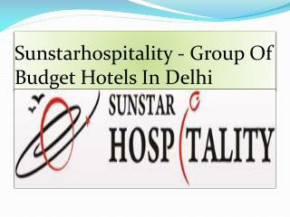 Hotels In Delhi At Affordable Price