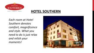 Hotel Southern - Best Royal Southern