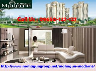 Mahagun Groups Developed Flats Mahagun Moderne