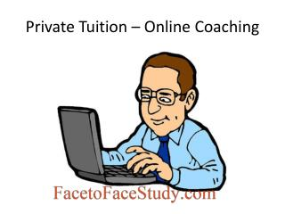 Private Tuition - How Private Tutors Help Online
