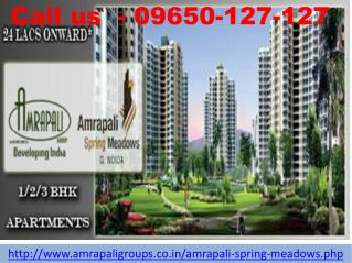 Amrapali Spring Meadows Is Residential Project