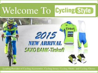 Welcome to Cyclingstyle