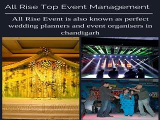 Top Event Management Companies in Delhi