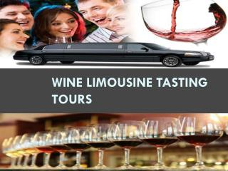 Wine Limousine Tasting Tours