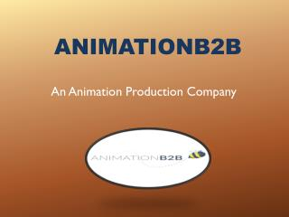 AnimationB2B - Animation Production Company