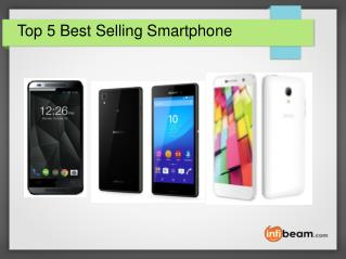 Top 5 best selling smartphones