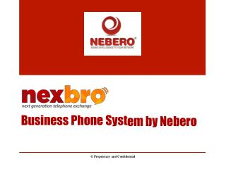 Business Phone Systems | IP PBX | VOIP | Call Management Systems | Nexbro